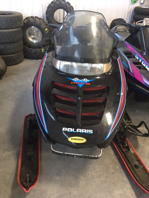 1999 Polaris RMK 500 at The Sled Parlor we are an atv/quad wrecker, and snowmobile wrecker