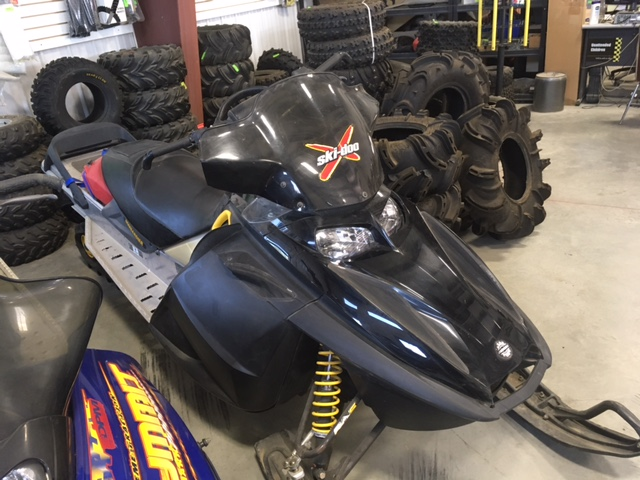 2004 Skidoo Rev 800 For sale at the Sled Parlor your local snowmobile wreckers, and ATV/Quad wreckers