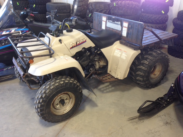 Yamaha Pro Hauler. at The Sled Parlor Inc. Used ATV Parts, Used Snowmobile Parts