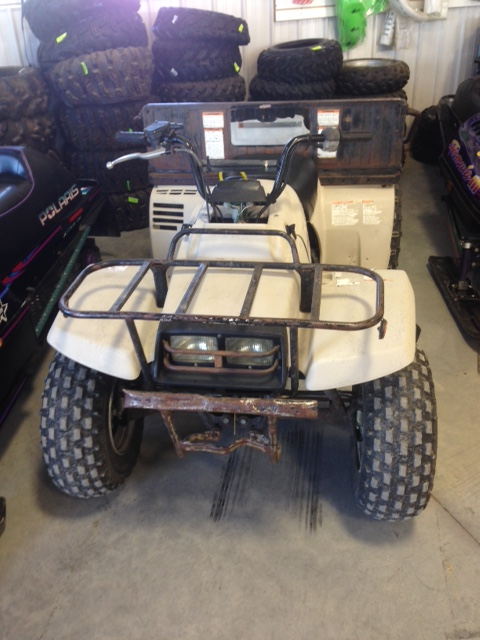 Yamaha Pro Hauler. at The Sled Parlor Inc. ATV Wrecker, Snowmobile Wrecker