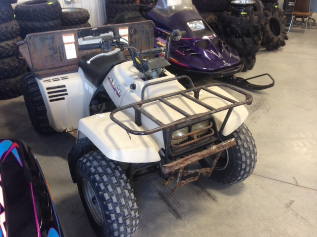 Yamaha Pro Hauler. at The Sled Parlor Inc. ATV Salvage, Snowmobile Salvage
